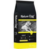 sac light 15kg naturedog